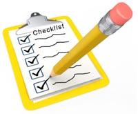 Simple Audit Checklist